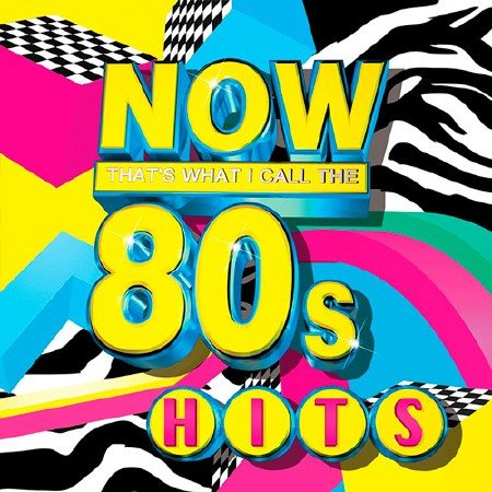 VA - Now Thats What I Call The 80s Hits (2016) MP3 скачать торрент