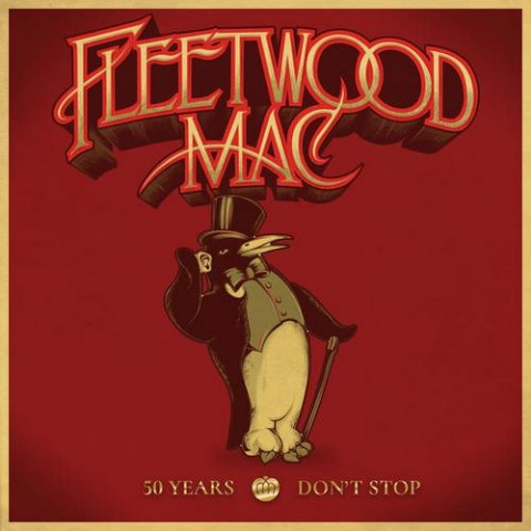 Fleetwood Mac - 50 Years: Don't Stop [Deluxe] (2018) MP3 скачать торрент