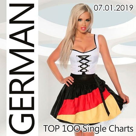 VA - German Top 100 Single Charts [07.01] (2019) MP3 скачать торрент