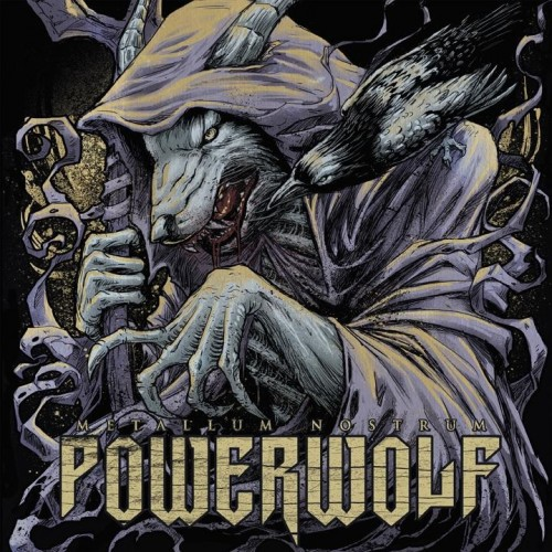 Powerwolf - Metallum Nostrum (2019) MP3 скачать торрент