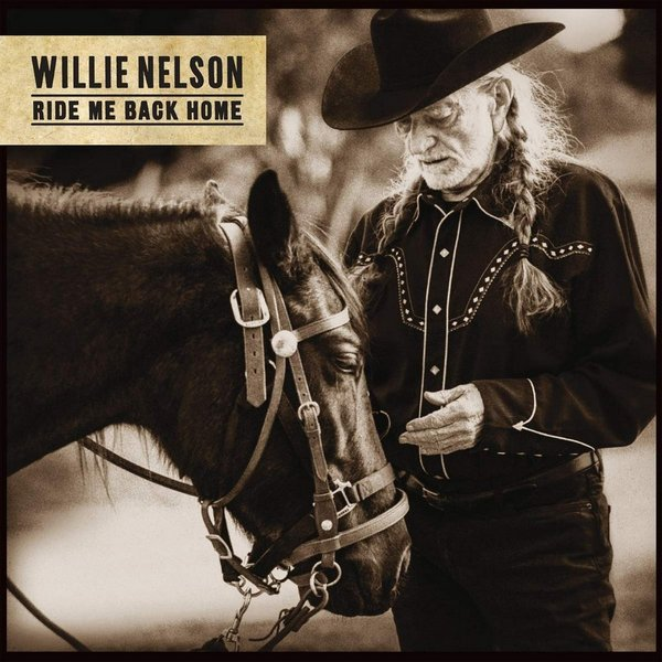 Willie Nelson - Ride Me Back Home (2019) FLAC скачать торрент