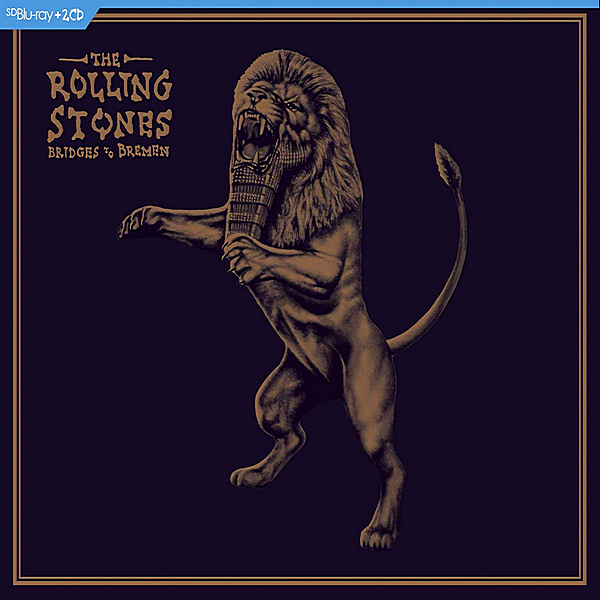 The Rolling Stones - Bridges To Bremen. Live [2CD] (2019) MP3 скачать торрент