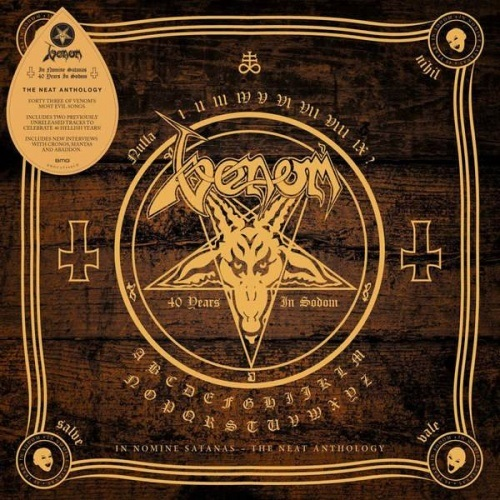 Venom – In Nomine Satanas: The Neat Anthology [40 Years In Sodom] (2019) FLAC скачать торрент