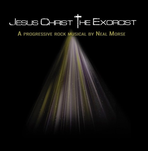 Neal Morse - Jesus Christ the Exorcist [2CD] (2019) MP3 скачать торрент