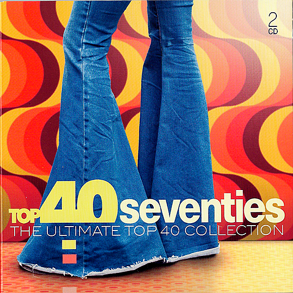 VA - Top 40 Seventies: The Ultimate Top 40 Collection [2CD] (2019) MP3 скачать торрент