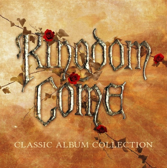 Kingdom Come - Get It On: 1988-1991 - Classic Album Collection [3CD Box Set] (2019) FLAC скачать торрент