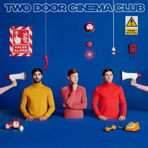 Two Door Cinema Club - False Alarm (2019) MP3 скачать торрент