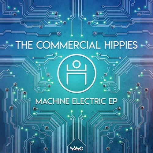 The Commercial Hippies - Machine Electric [EP] (2019) MP3 скачать торрент