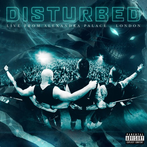 Disturbed - Live from Alexandra Palace, London [EP] (2019) MP3 скачать торрент