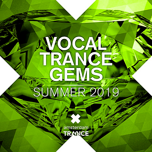 VA - Vocal Trance Gems: Summer (2019) MP3 скачать торрент