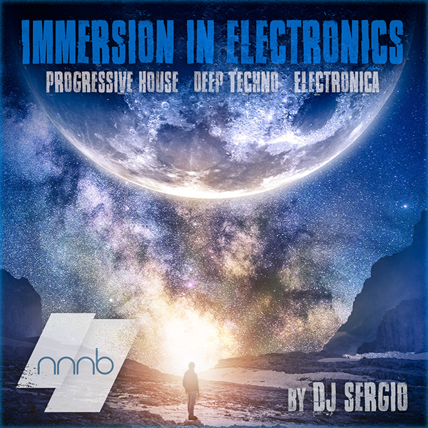 VA - Дискотека 2019 Immersion In Electronics Vol.1 (2019) MP3 скачать торрент