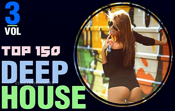 VA - Top 150 Deep House Tracks Vol.3 (2019) MP3 скачать торрент