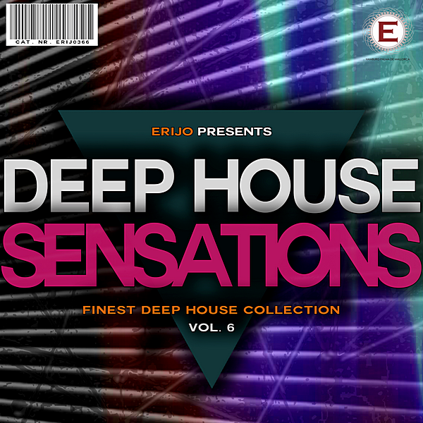 VA - Deep House Sensations Vol.6 (2019) MP3 скачать торрент