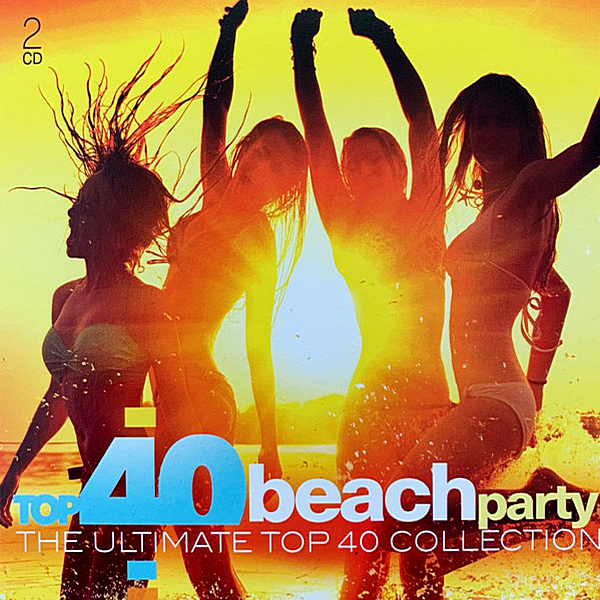 VA - Top 40 Beach Party [The Ultimate Top 40 Collection] (2019) MP3 скачать торрент