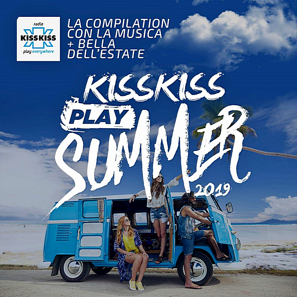 VA - Kiss Kiss Play Summer 2019 [2CD] (2019) MP3 скачать торрент