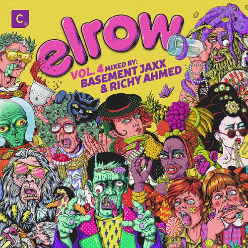 VA - Elrow Vol. 4 [Mixed by Basement Jaxx and Richy Ahmed] (2019) MP3 скачать торрент