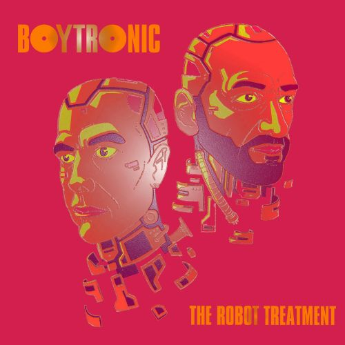 Boytronic - The Robot Treatment (2019) MP3 скачать торрент