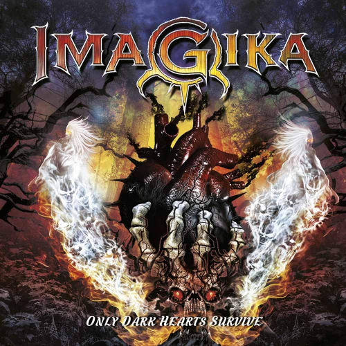 Imagika - Only Dark Hearts Survive (2019) MP3 скачать торрент