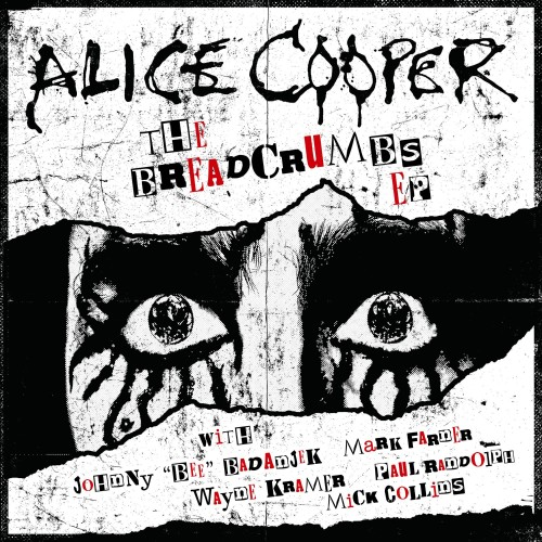 Alice Cooper - Breadcrumbs [EP] (2019) MP3 скачать торрент
