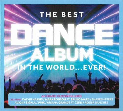 VA - The Best Dance Album In The World... [3CD] (2019) FLAC скачать торрент