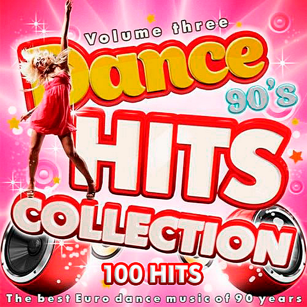 VA - Dance Hits Collection 90s Vol.3 (2019) MP3 скачать торрент