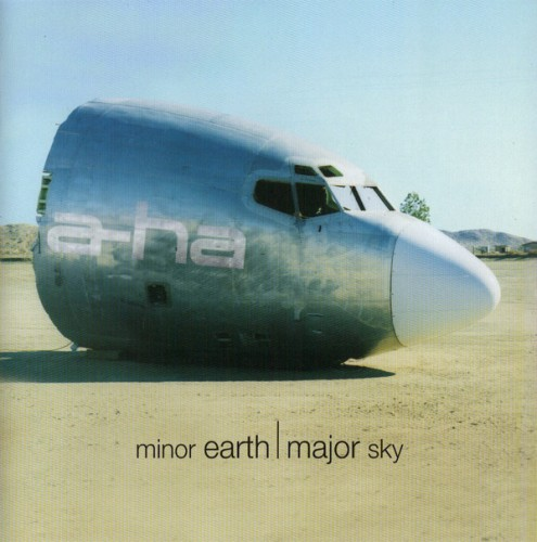 a-ha - Minor Earth, Major Sky [Deluxe Edition] (2019) MP3 скачать торрент