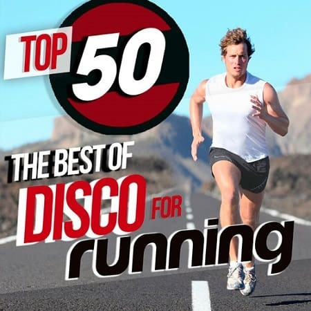 VA - Top 50 the Best of Disco for Running (2019) MP3 скачать торрент