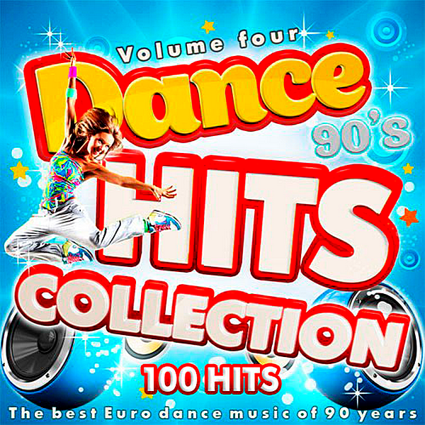 VA - Dance Hits Collection 90s Vol.4 (2019) MP3 скачать торрент
