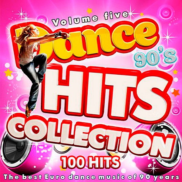 VA - Dance Hits Collection 90s Vol.5 (2019) MP3 скачать торрент