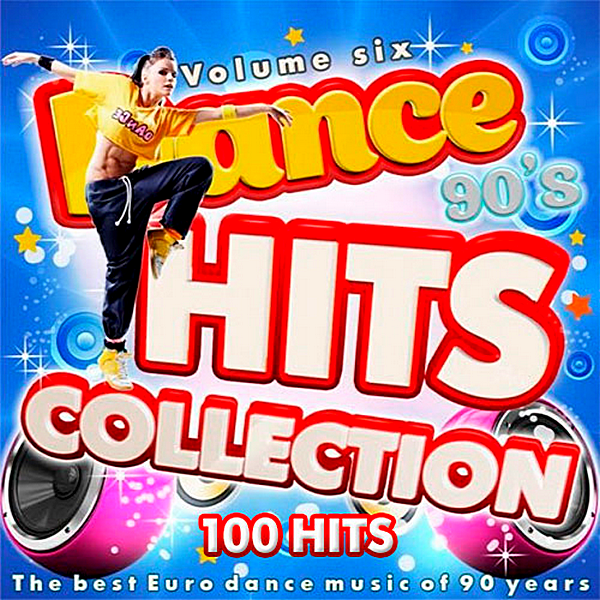 VA - Dance Hits Collection 90s Vol.6 (2019) MP3 скачать торрент