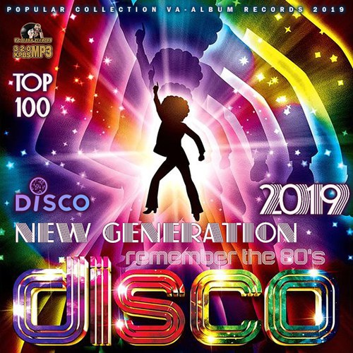 VA - Remember The 80's: New Generation Disco (2019) MP3 скачать торрент
