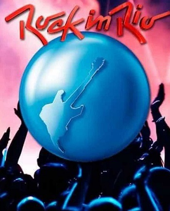 Iron Maiden - Rock in Rio (2019) HDTVRip скачать торрент
