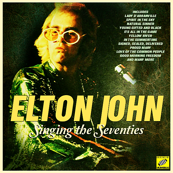 Elton John - Singing The Seventies (2019) MP3 скачать торрент