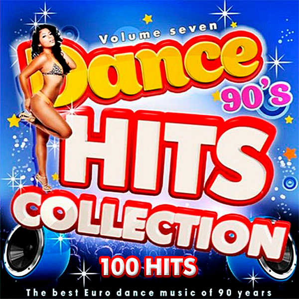 VA - Dance Hits Collection 90s Vol.7 (2019) MP3 скачать торрент