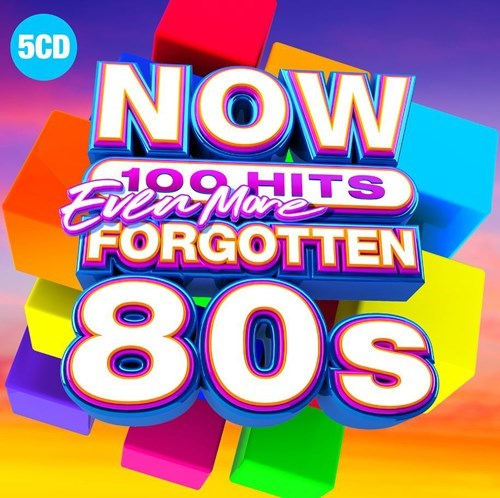 VA - NOW 100 Hits: Even More Forgotten 80s (2019) MP3 скачать торрент