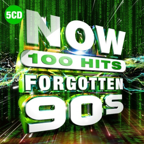 VA - NOW 100 Hits Forgotten 90s [5CD] (2019) MP3 скачать торрент