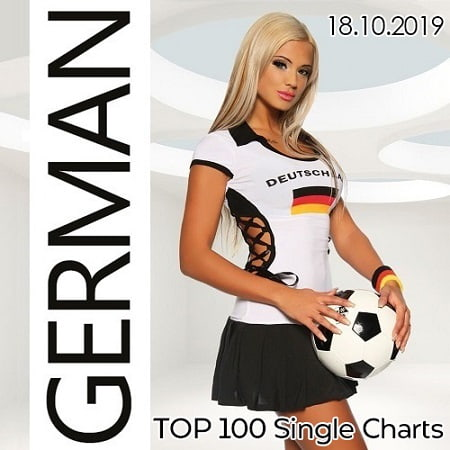 VA - German Top 100 Single Charts [18.10] (2019) MP3 скачать торрент