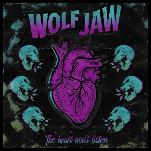 Wolf Jaw - The Heart Won't Listen (2019) MP3 скачать торрент