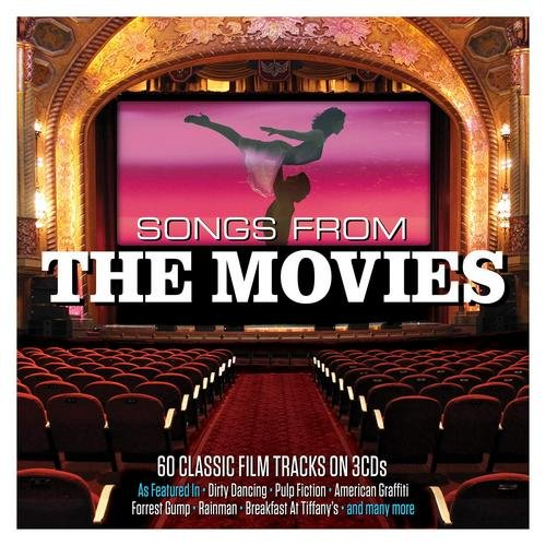 VA - Songs From The Movies [60 Classic Film Tracks] (2019) MP3 скачать торрент