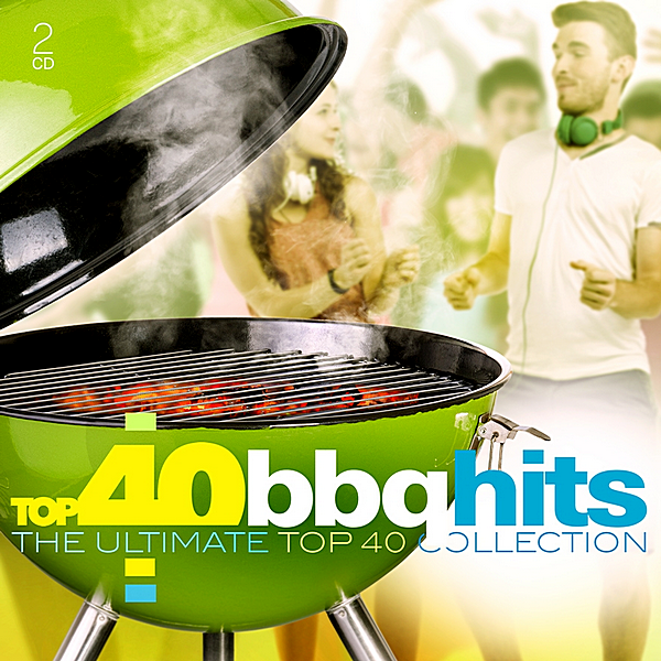 VA - Top 40 BBQ Hits: The Ultimate Top 40 Collection [2CD] (2019) MP3 скачать торрент