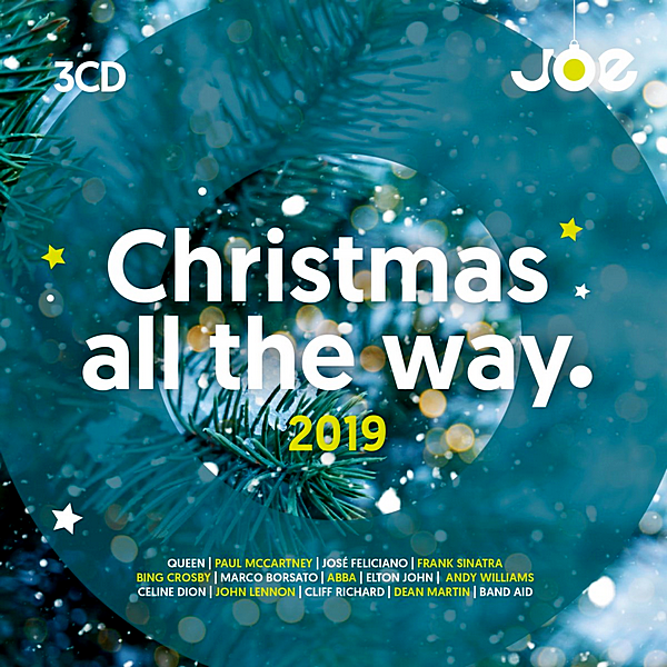 VA - Joe Christmas All The Way 2019 [3CD] (2019) MP3 скачать торрент