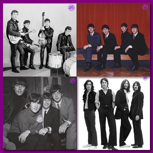 The Beatles - Rare Beatles De-Noised [4CD] (2020) MP3 скачать торрент
