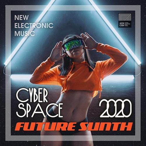 VA - Cyber Space: Future Synth Electronic (2020) MP3 скачать торрент