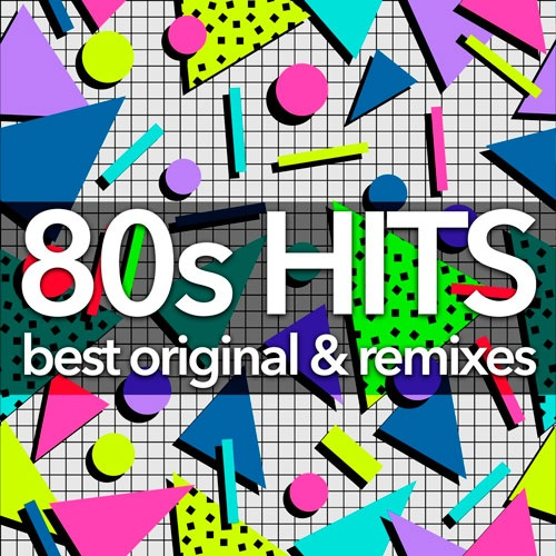 VA - 80s Hits: Best Original & Remixes Collection (2019) MP3 скачать торрент