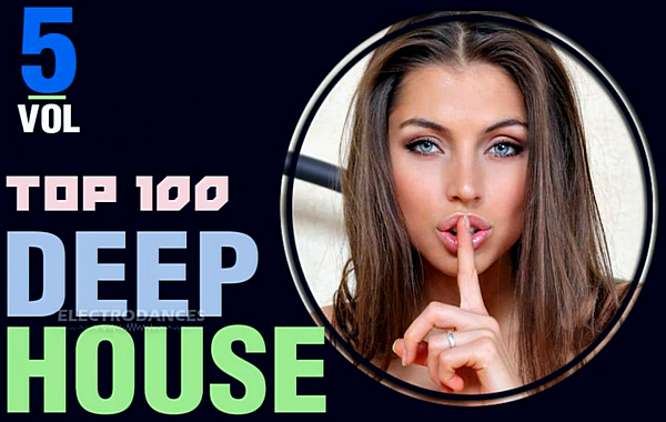 VA - Top 100 Deep House Tracks Vol.5 (2020) MP3 скачать торрент