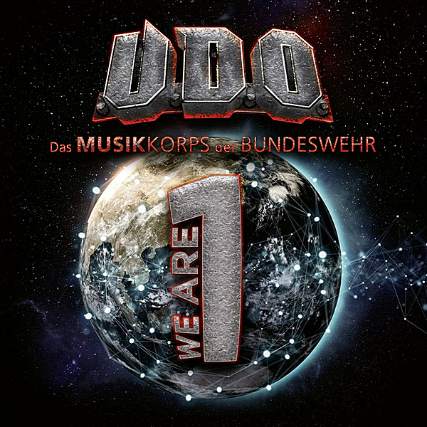 U.D.O. & Das Musikkorps Der Bundeswehr - We Are One (2020) MP3 скачать торрент