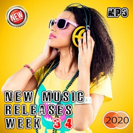 VA - New Music Releases Week 34 (2020) MP3 скачать торрент